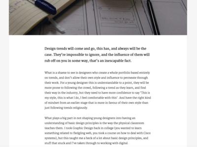 kissmyUI Blog Post (Part Deux) news blog sketch app sketch app mobile ui