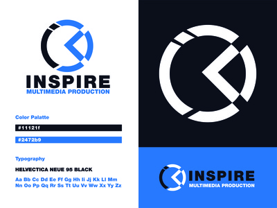 Logo Design For Inspire Multimedia Production
