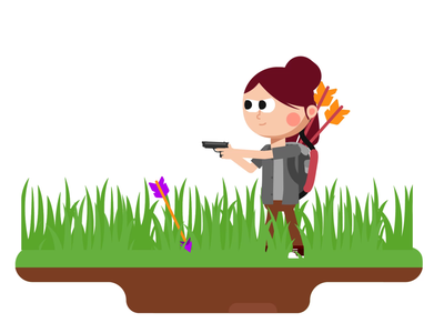 last of us ll animate motion design web animation advertising explainer video loop animation illustrator illustraion vector motion animation 2d character animation animatedgif animated aftereffects motiongraphics 2danimation animation loop gif