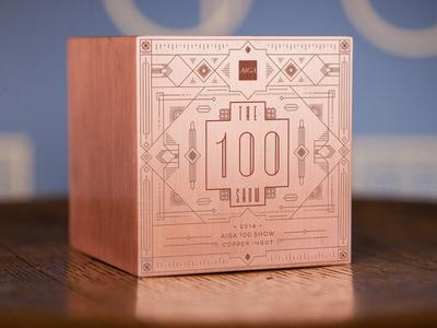 Copper Ingot Award