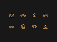 Epicurrence Icons