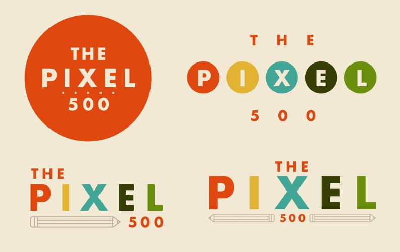 The pixel 500