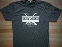 Joshua 1:9 Shirt   On Sale Now