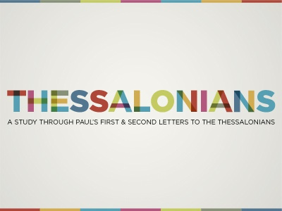 Thessalonians thessalonians book series paul the rock church colors