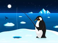 The Emperor Penguin