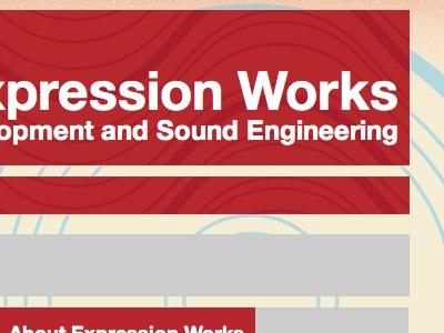 Expression works prototype  blog