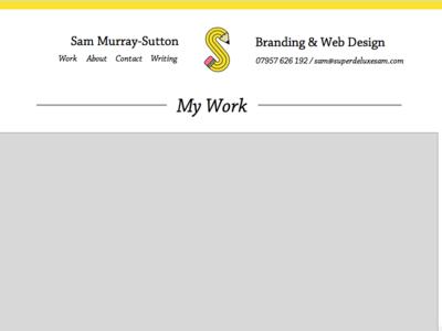 another rough wip rough design website portfolio
