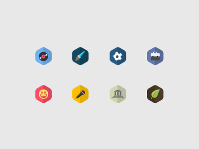 Category Icons 🌀