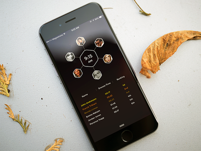 Snooze 📣 ios snooze interaction mobile timemachine