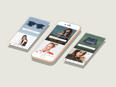 Personalised Search app search zalando fashion shopping personalised ios