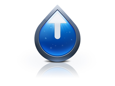 Download Drip 1.0 for Free! mac app icon drip download application water drop free