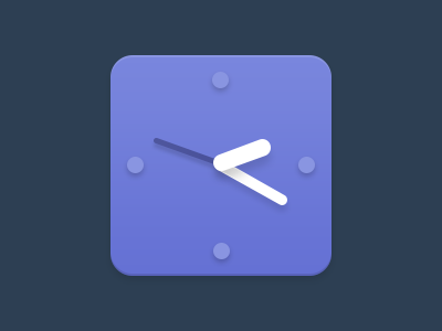 Clock rebound icon clock icon