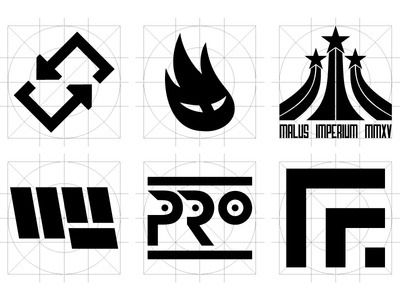 Science Fiction Logos