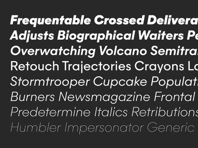 Majorant, new font release! free trials free black red new release emtype design barcelona typography type sans new font new geometric font