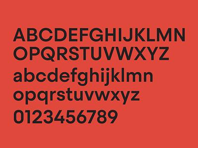 Steradian Medium, 2018. ux geometric branding ui logo archive type design typography font