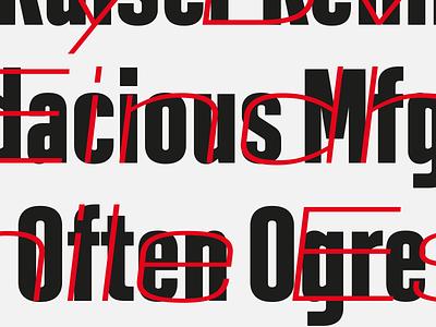wip ui branding logo sans geometric comingsoon type emtype typography font wip
