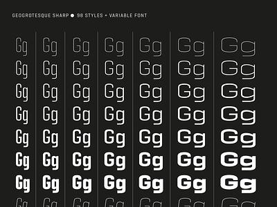New font! grotesque variable fonts variable font ui logo sans barcelona design type emtype typography font