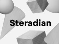Steradian