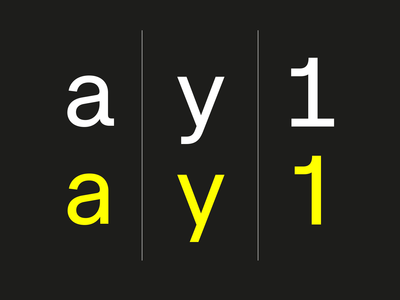 Approach font family