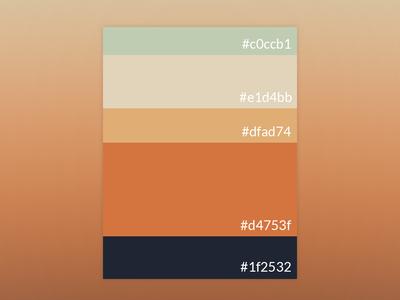 Orange 3 4