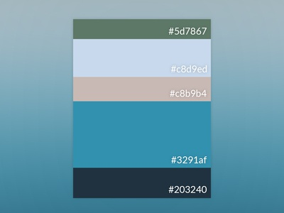 Blue 4 4