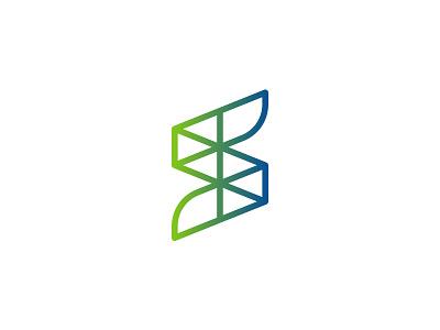 Shannon Pharmaceuticals Logo Concept identity branding s gradient pharma pharmaceuticals logo