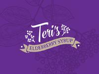 Teri's Elberberry Syrup