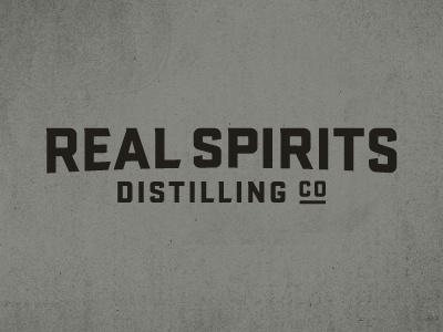 Real spirits distilling 400x300 dribbble