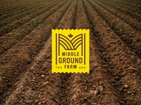 Middle Ground Farm Branding