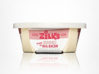 Zilks Hummus Packaging
