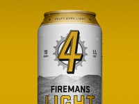 Firemans light can