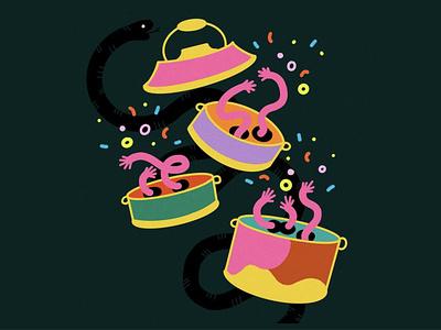 PENANG procreate illustrator design illustration