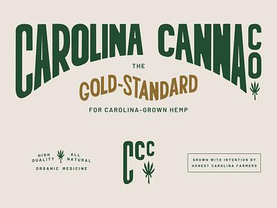Cannabis Farm Branding leaf farm famers agriculture type lettering custom branding typography hemp cbd marijuna brand cannabis