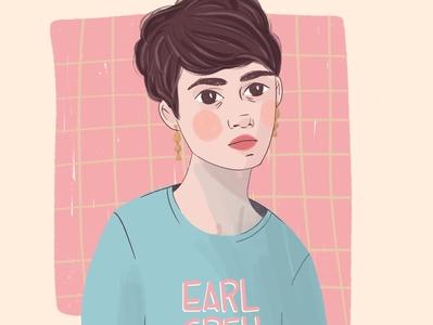 Earl Grey Girl