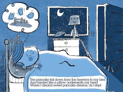Sweetdreams illustration mibblio ipad lisa loeb