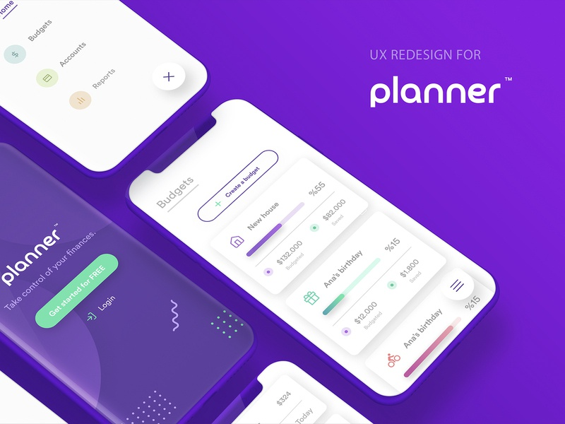 Planner UX Redesign