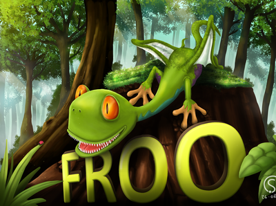 Froo the Forest Dragon