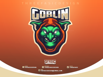 Goblin vector ilustrator mascot logo mascot goblins goblin esports branding sportlogo esport design esportlogo drawing logo mascot design illustration