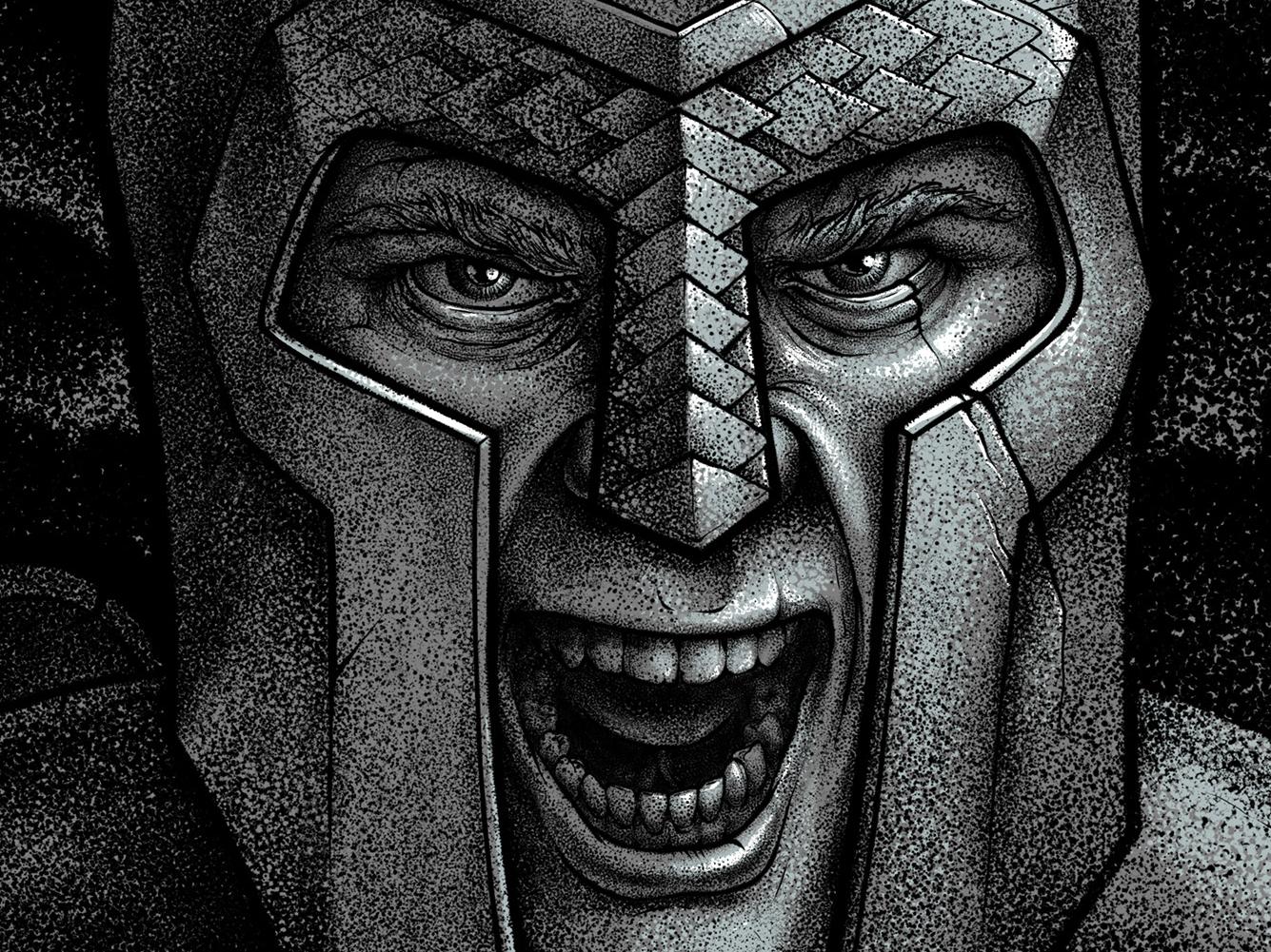 Spartak warriors spartak sparta illustration oleggert