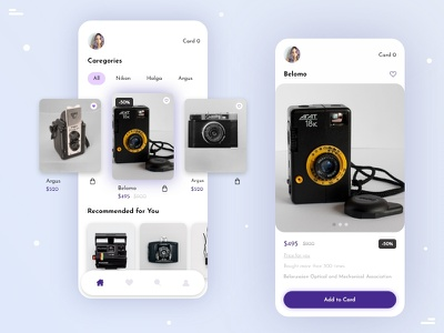 Оnline shop. Mobile App online shop mobile app store design ux ui