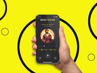 Mobile ui music