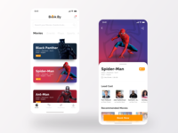 Mobile app - Movie Tickets Booking