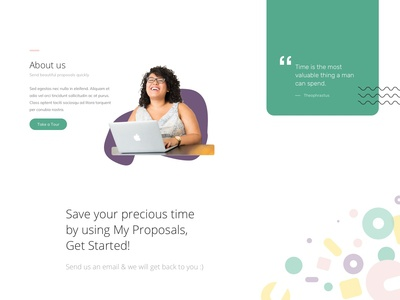 Business Proposal Management System - Stylescapes Exploration