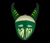 Woode Mask