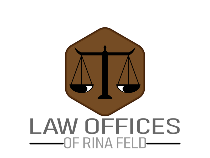 Law Offices Of Rina Feld logo illustration