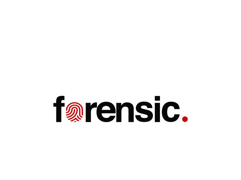 Forensic Logo By Deniz On Dribbble
