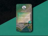 Travel App Screen Concept