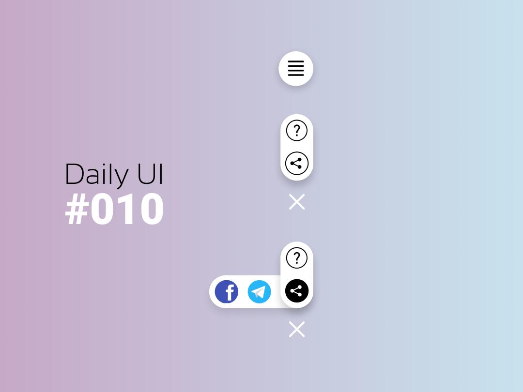 Daily Ui #010 Share figmadesign share daily 100 challenge figma 010 ui daily ui dailyui