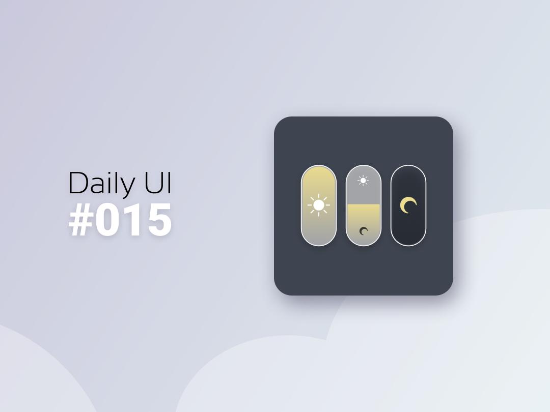 Daily Ui  015 Switch lightmode darkmode switch daily 100 challenge figma design figmadesign app daily ui dailyui ui daily