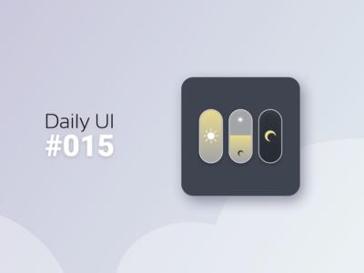 Daily Ui  015 Switch